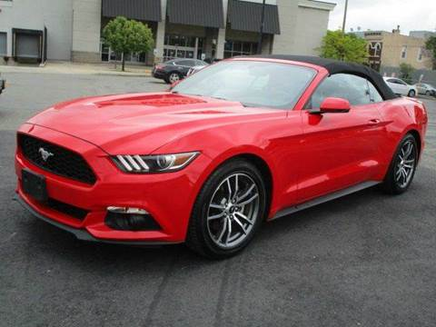 2017 Ford Mustang for sale at HI CLASS AUTO SALES in Staten Island NY