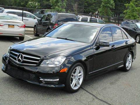 2014 Mercedes-Benz C-Class for sale at HI CLASS AUTO SALES in Staten Island NY