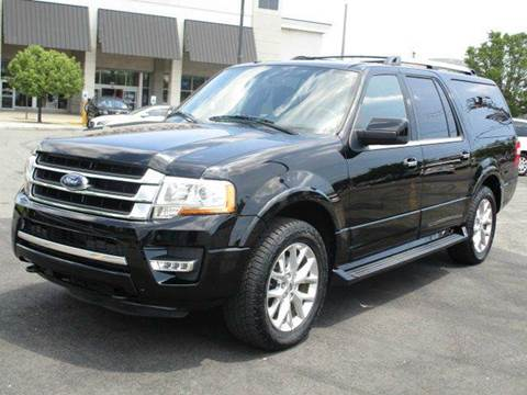 2017 Ford Expedition EL for sale at HI CLASS AUTO SALES in Staten Island NY