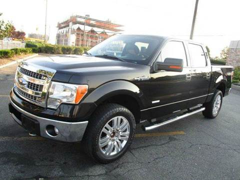 2013 Ford F-150 for sale at HI CLASS AUTO SALES in Staten Island NY