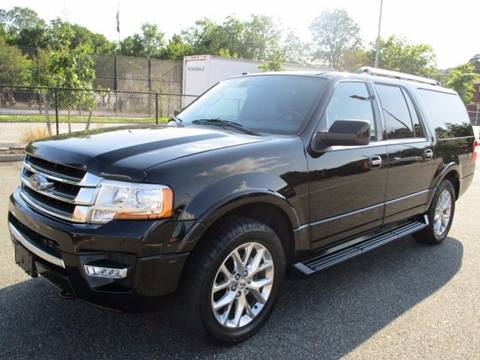 2016 Ford Expedition EL for sale in Staten Island, NY