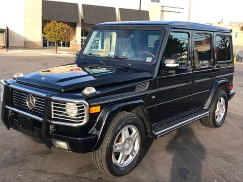 2003 Mercedes-Benz G-Class for sale in Staten Island, NY