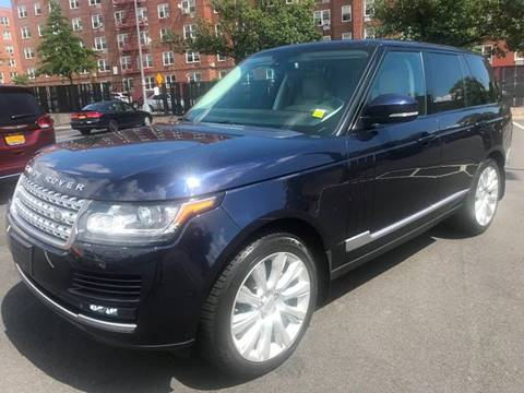 2014 Land Rover Range Rover for sale in Staten Island, NY