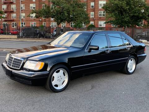 1999 Mercedes-Benz S-Class for sale at HI CLASS AUTO SALES in Staten Island NY