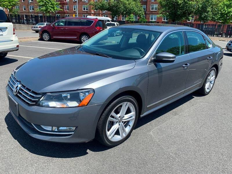 2013 Volkswagen Passat for sale at HI CLASS AUTO SALES in Staten Island NY