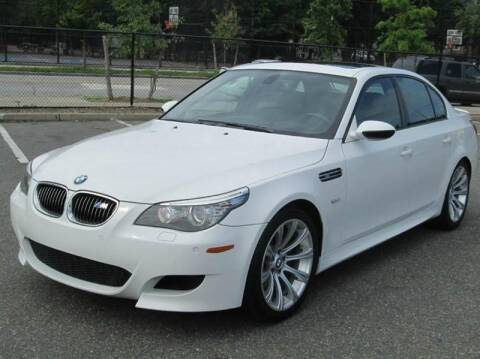 2008 BMW M5 for sale at HI CLASS AUTO SALES in Staten Island NY