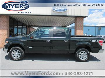 2014 Ford F-150 for sale in Elkton, VA