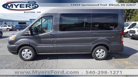 2017 Ford Transit Wagon for sale in Elkton, VA
