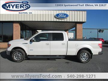 2013 Ford F-150 for sale in Elkton, VA
