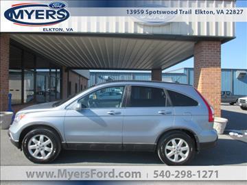 2009 Honda CR-V for sale in Elkton, VA