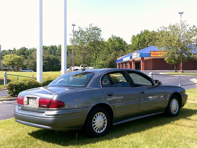 2005 Buick LeSabre Custom 4dr Sedan - Charlotte NC