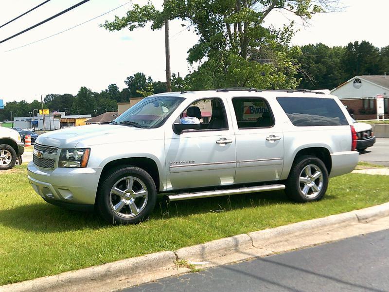 2013 Chevrolet Suburban 4x4 LTZ 1500 4dr SUV - Charlotte NC