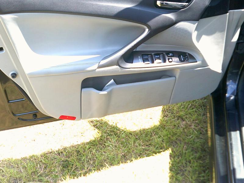 2008 Lexus IS 250 4dr Sedan 6A - Charlotte NC