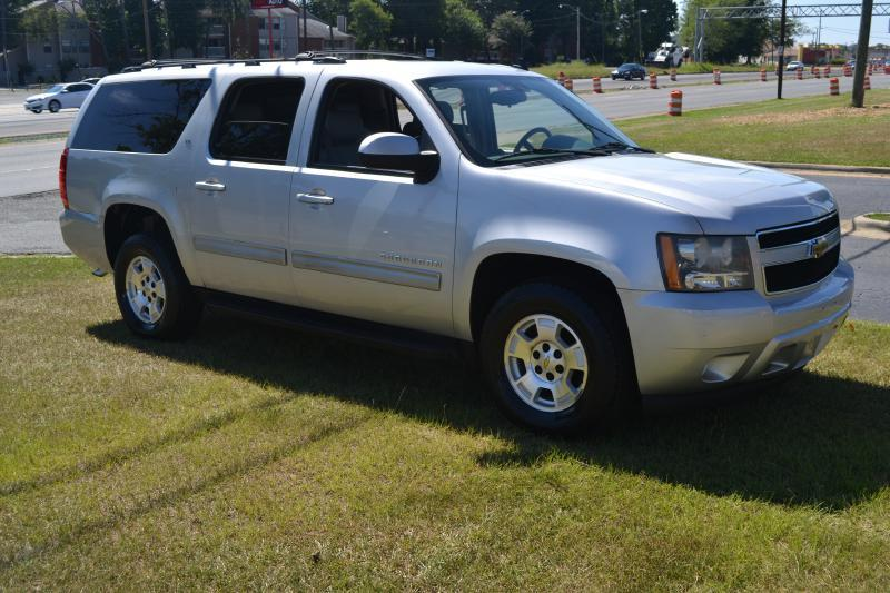 2010 Chevrolet Suburban 4x4 LT 1500 4dr SUV - Charlotte NC