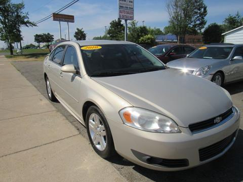 2010 Chevrolet Impala for sale in Charlotte, NC