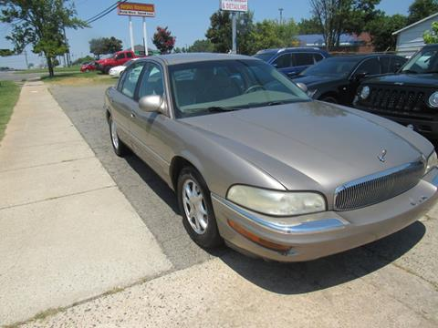 2002 Buick Park Avenue for sale in Charlotte, NC