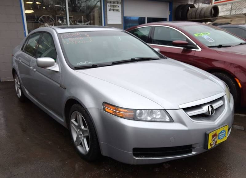 Acura Tl Dr Sedan WNavi In Liberty NY Immaculate - 2005 acura tl navigation update