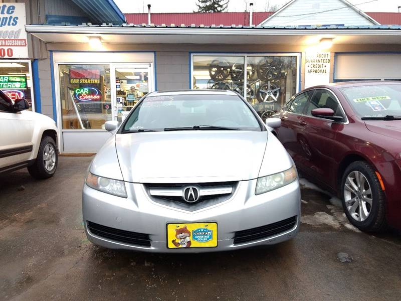 Acura Tl Dr Sedan WNavi In Liberty NY Immaculate - 2005 acura tl accessories