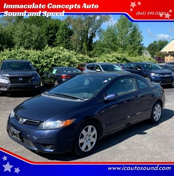 2008 Honda Civic for sale in Liberty, NY