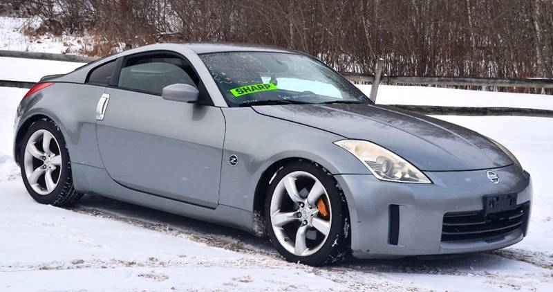 2006 nissan 350z touring 2dr coupe 3 5l v6 5a in liberty. Black Bedroom Furniture Sets. Home Design Ideas