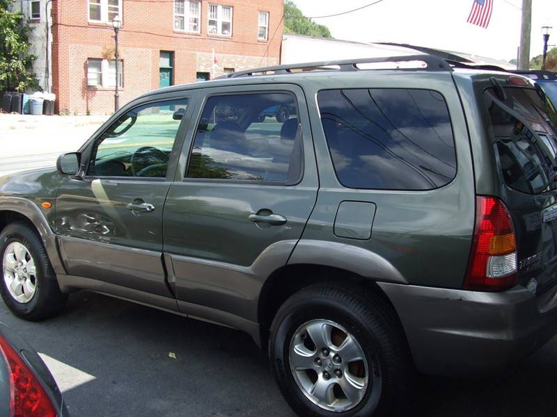 2002 mazda tribute lx v6 4wd 4dr suv in liberty ny. Black Bedroom Furniture Sets. Home Design Ideas