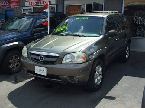 2002 Mazda Tribute for sale in Liberty, NY