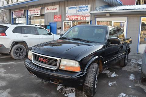 2002 GMC Sonoma for sale in Liberty, NY