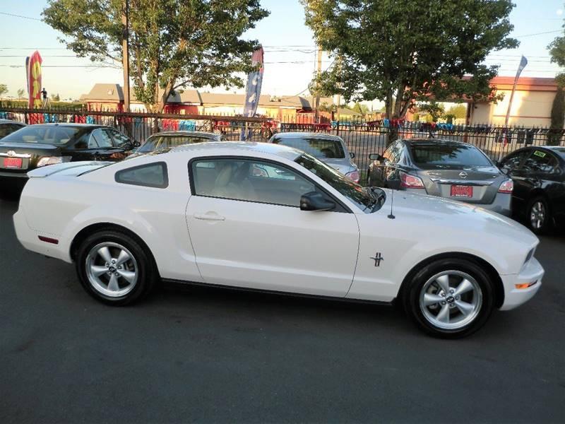 2008 Ford Mustang V6 Premium 2dr Coupe - Salem OR
