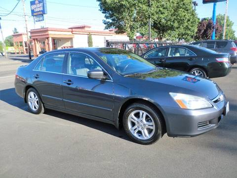 2007 Honda Accord for sale in Salem, OR