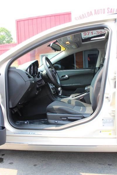 2010 Chevrolet Malibu LT 4dr Sedan w/1LT - Salem OR