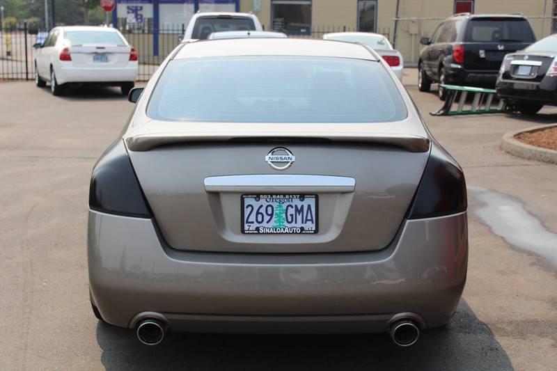 2007 Nissan Altima 3.5 SE 4dr Sedan (3.5L V6) - Salem OR