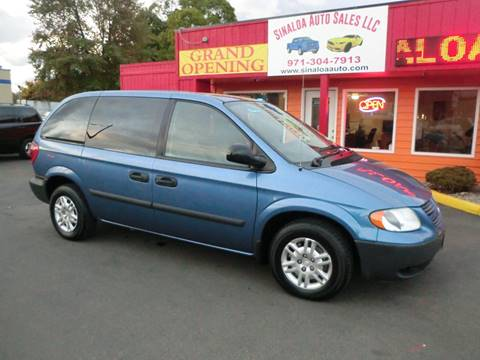 2007 Dodge Caravan for sale in Salem, OR