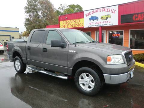 2006 Ford F-150 for sale in Salem, OR