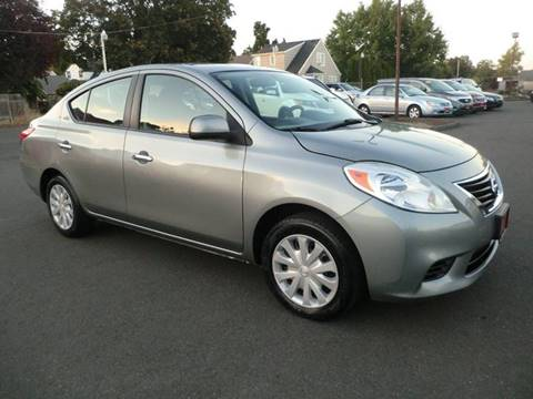 2012 Nissan Versa For Sale In Davidsville Pa Carsforsale