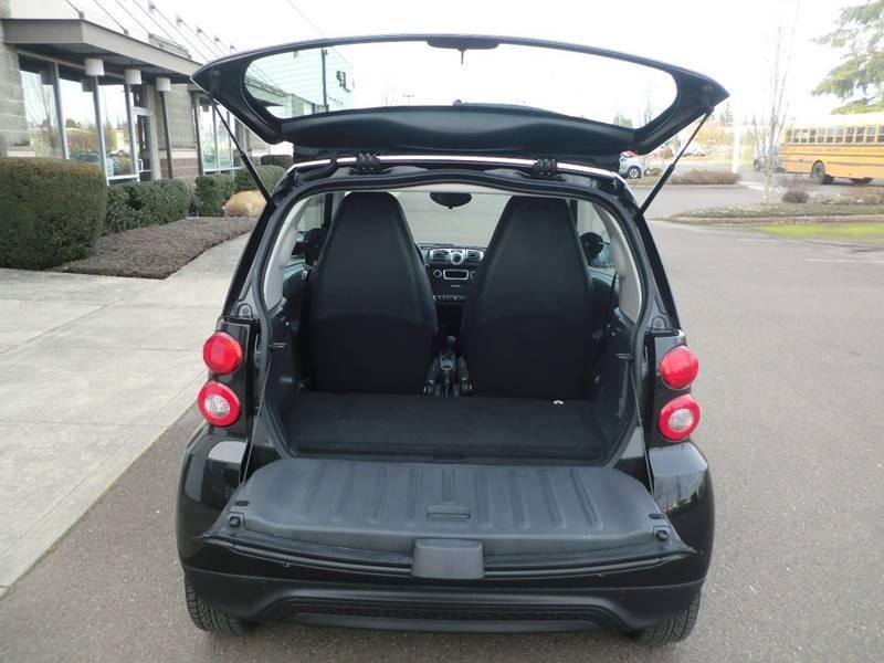 2014 Smart fortwo pure 2dr Hatchback - Salem OR