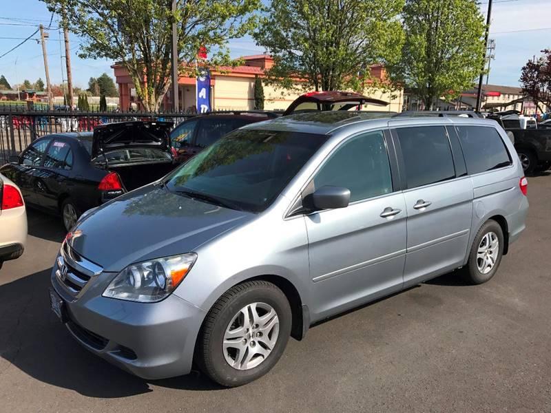 2006 Honda Odyssey EX-L 4dr Mini-Van w/DVD - Salem OR