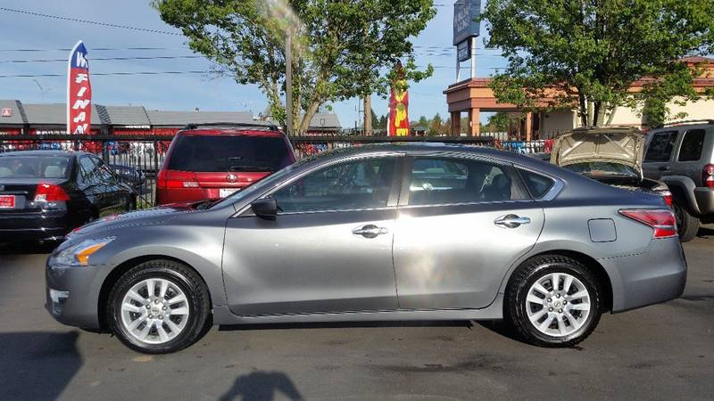 2015 Nissan Altima 2.5 S 4dr Sedan - Salem OR