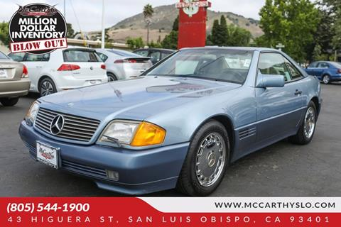 1990 Mercedes-Benz 300-Class for sale in San Luis Obispo, CA