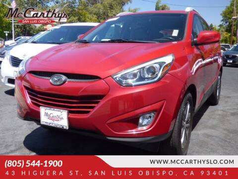 2014 Hyundai Tucson for sale at McCarthy Wholesale in San Luis Obispo CA