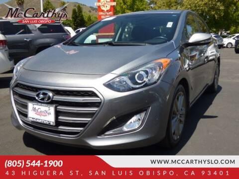 2016 Hyundai Elantra GT for sale at McCarthy Wholesale in San Luis Obispo CA