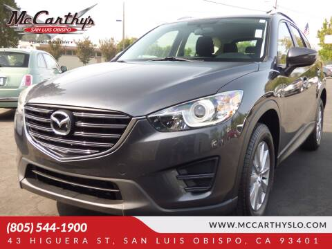 2016 Mazda CX-5 for sale at McCarthy Wholesale in San Luis Obispo CA