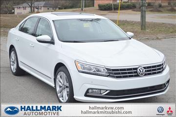 2017 Volkswagen Passat for sale in Madison, TN