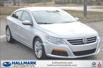 2012 Volkswagen CC for sale in Madison, TN