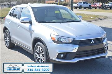 2017 Mitsubishi Outlander Sport for sale in Madison, TN