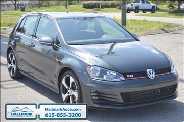 2017 Volkswagen Golf GTI for sale in Madison, TN