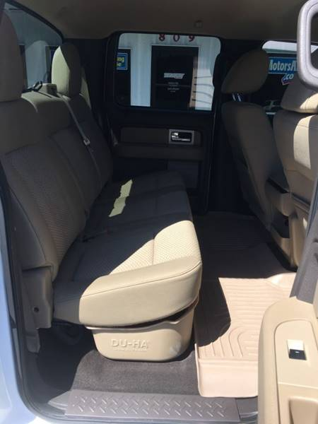Incredible 2010 Ford F 150 4X4 Xlt 4Dr Supercrew Styleside 5 5 Ft Sb Gmtry Best Dining Table And Chair Ideas Images Gmtryco