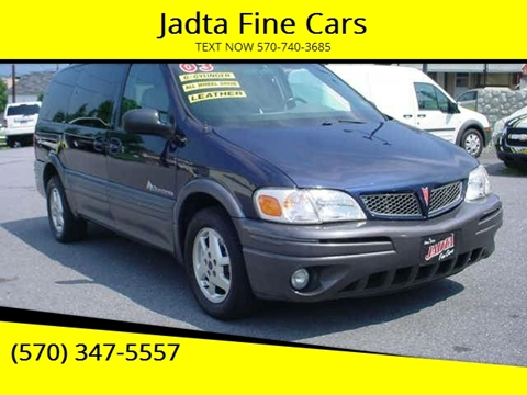 2003 Pontiac Montana for sale in Scranton, PA