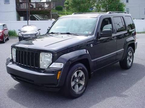 2008 Jeep Liberty for sale in Scranton, PA