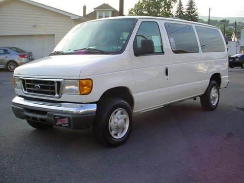 2007 Ford E-Series Wagon for sale in Scranton, PA