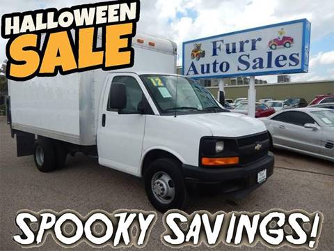 2012 Chevrolet Express Cutaway for sale in Lubbock, TX